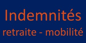 INDEMNITES RETRAITE MOBILITE